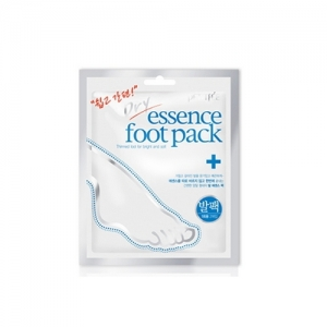 Petitfee Dry Essence Foot Pack 2ea (1usage)