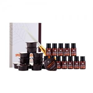 Juntenshi Spider Powder Face Lifting Pack (24g+36ml)*12
