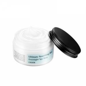 Cosrx Ultimate Nourishing Rice Overnight Spa Mask 50g