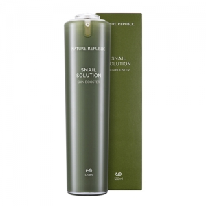 NATURE REPUBLIC Snail Solutions Skin Booster 120ml
