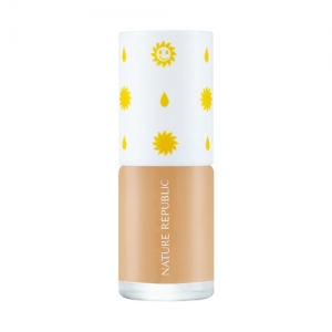 Nature Republic Sunny Gel Nail #12 cashew beige 8.5ml