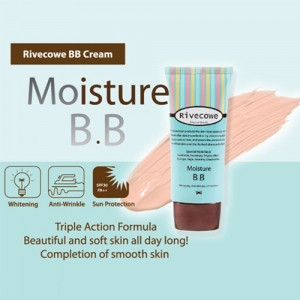 Rivecowe Moisture BB Cream 40ml SPF30 PA++