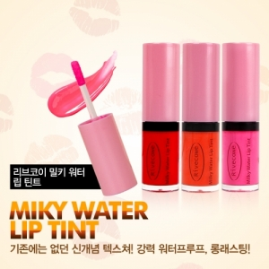 Rivecowe MILKY WATER LIP Tint 6g