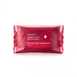 Innisfree CAMELLIA ESSENTIAL HAIR STYLING TISSUE 15EA (68G)