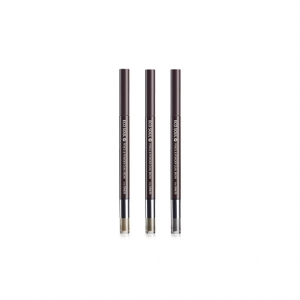 the SAEM eco soul pencil & powder dual brow 0.3g + 0.5g