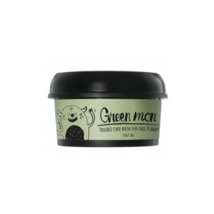 Monstory Green mon Trouble Care Mask For Face & Body 100g