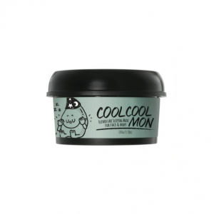 Monstory Cool Cool Mon Flushed care Sleeping mask for Face & Body 100g