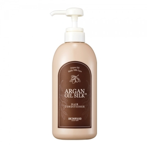 SkinFood Argan Oil Silk Plus Hair Conditioner 500ml