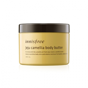 Innisfree JEJU CAMELLIA BODY BUTTER 300ml