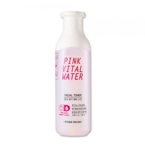 Etude House Pink Vital Water Facial Toner 180ml