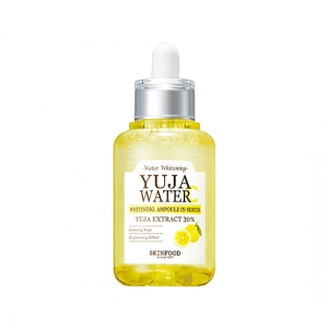 SkinFood Yuja Water C Whitening Ampoule In Serum 44ml