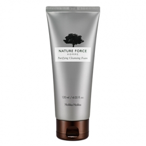 Holika Holika Nature Force Homme Purifying Cleansing Foam 120ml
