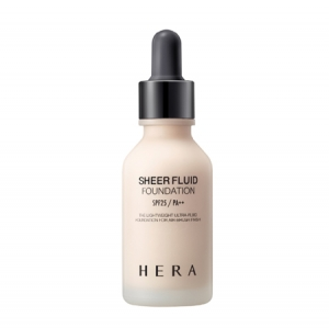 Hera SHEER FLUID FOUNDATION SPF25 PA++ 30ml