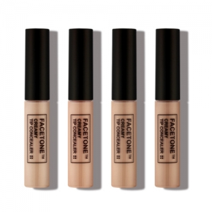 Tonymoly Facetone Creamy Tip Concealer 6g