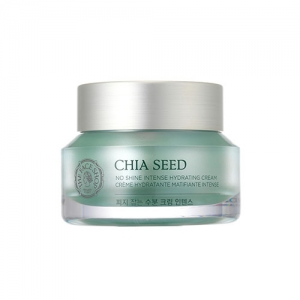 THE FACE SHOP Chia Seed No Shine Intense Hydrating Cream 50ml