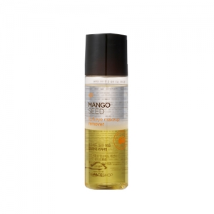 THE FACE SHOP Mango Seed Silk Moisturizing Lip & Eye Remover 110ml