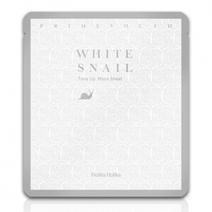 [MD] Holika Holika Prime Youth White Snail Tone Up Mask Sheet 30g