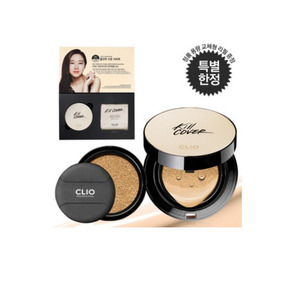 CLIO Kill Cover Liquid Founwear Ample Cushion Set