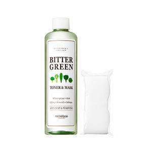 SkinFood Bitter Green Toner & Mask 300ml