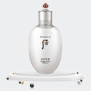 The History of Whoo Radiant White Balancer 150ml