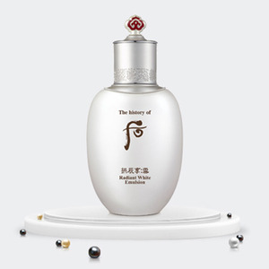 The History of Whoo Radiant White Emulsion 110ml