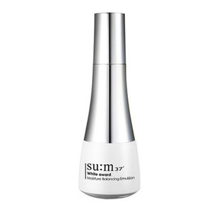 su:m37 sum37 White Award Moisture Balancing Emulsion 120ml