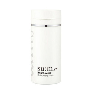 su:m37 sum37 Bright Award Bubble De Mask 100ml
