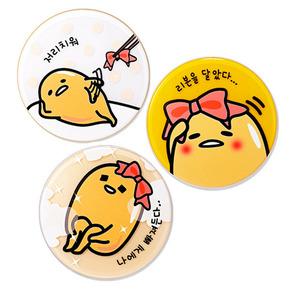 Holika Holika gudetama LAZY&EASY Face 2 Change Photo Ready Cushion BB
