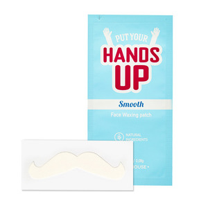 Etude House Hand Up Smooth Face Waxing patch 10ea