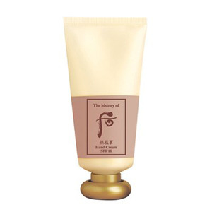 The History of Whoo Gongjinhyang Hand Cream 85ml