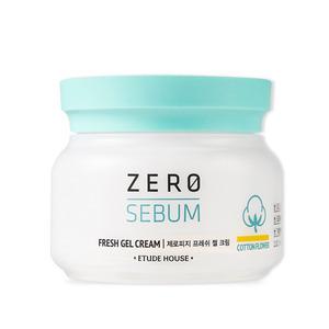 Etude House Zero Sebum Fresh Gel Cream 60ml