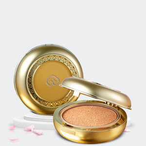 The History of Whoo Luxury Golden Cushion 15g + Refill 15g