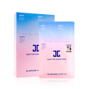 JAYJUN BABY PURE SHINING MASK 10ea/box