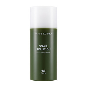 Nature Republic Snail Solution Sleeping Mask 100ml