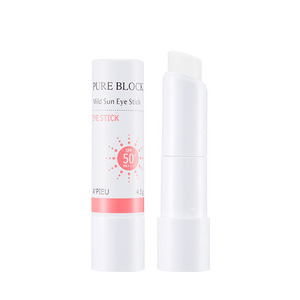 A'PIEU Pure Block Mild Sun Eye Stick SPF50+/pa+++ 4.5g