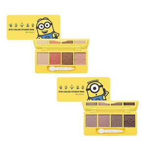 Missha MINIONS Eye Color Studio Mini 7.2g