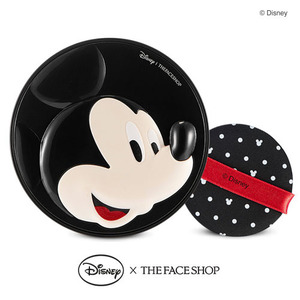 The FACE Shop BB Power Perfection Cushion (Mickey) SPF50+ PA+++