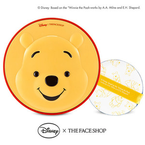 The FACE Shop CC Cooling Cushion (Pooh) SPF42 PA+++