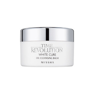 Missha Time Revolution White Cure Oil Cleansing Balm 105g