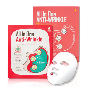 BANO All In One Anti-Wrinkle Mask 5ea