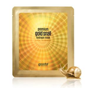 goodal Premium Gold Snail Hydrogel Mask (5ea/box)