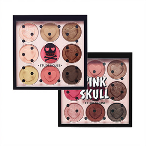Etude House Pink Skull Color Eyes