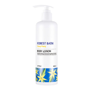 A'PIEU Forest Bath Body Lotion Ylang Ylang