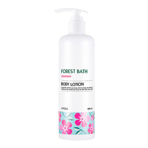 A'PIEU Forest Bath Body Lotion Geranium