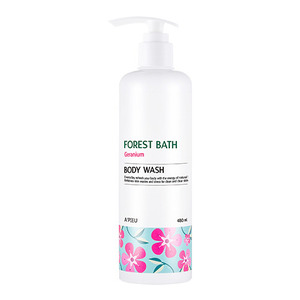 A'PIEU Forest Bath Body Wash Geranium