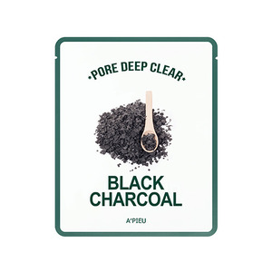 A'PIEU Pore Deep Clear Black Charcoal 15g * 3ea