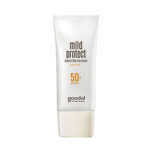 goodal Mild Protect Natural Filter Sun Cream SPF50+ PA+++
