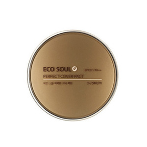 the SAEM Eco Soul Perfect Cover Pact 11g