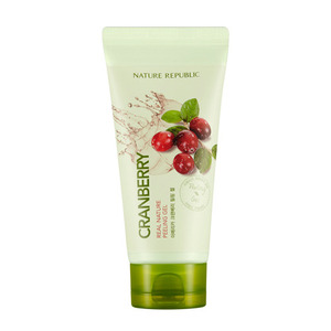 NATURE REPUBLIC Real Nature Peeling Gel Cranberry 120ml