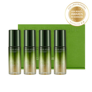 NATURE REPUBLIC Ginseng Royal Silk Ampoule 17*4ea